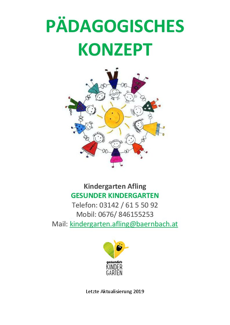 Deckblatt Konzeption